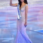 Sanya: India's Manushi Chillar celebrates after winning the Miss World 2017 pageant in Sanya, China on Nov 18, 2017. (Photo: IANS)/Caption: Sanya: India's Manushi Chillar celebrates after winning the Miss World 2017 pageant in Sanya, China on Nov 18, 2017. (Photo: Xinhua/IANS) by .