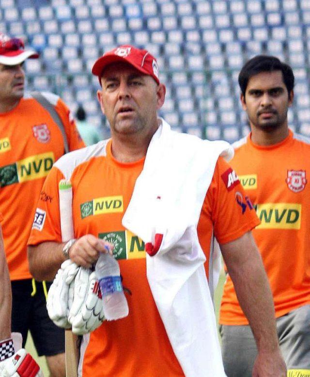 Australia's cricket team coach Darren Lehmann. (File Photo: IANS) by .