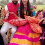 Mumbai: Indian cricket captain Virat Kohli gets married to actress Anushka Sharma in Florence, Italy on Dec 11, 2017. Virat and Anushka, who have been together for four years, chose the luxury heritage resort Borgo Finocchieto, a little over 100 km away from Florence, for their wedding. (Photo: IANS) by .