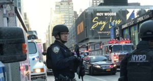 U.S.-NEW YORK-BLAST by .