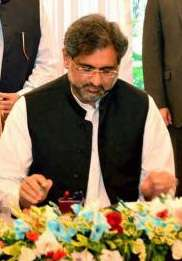 Shahid Khaqan Abbasi (File Photo: IANS) by .