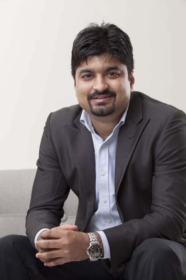 Shashank Dixit, Founder and CEO, Deskera.