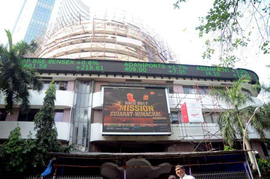 Mumbai: Key Indian equity indices on Monday danced to the tunes of the assembly polls results of Gujarat and Himachal Pradesh to finally close with gains after swinging from the extreme negative to the positive. by .