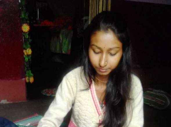 Sathi Mondal turned to poetry after a botched-up medical treatment shattered her hopes for a career in sports