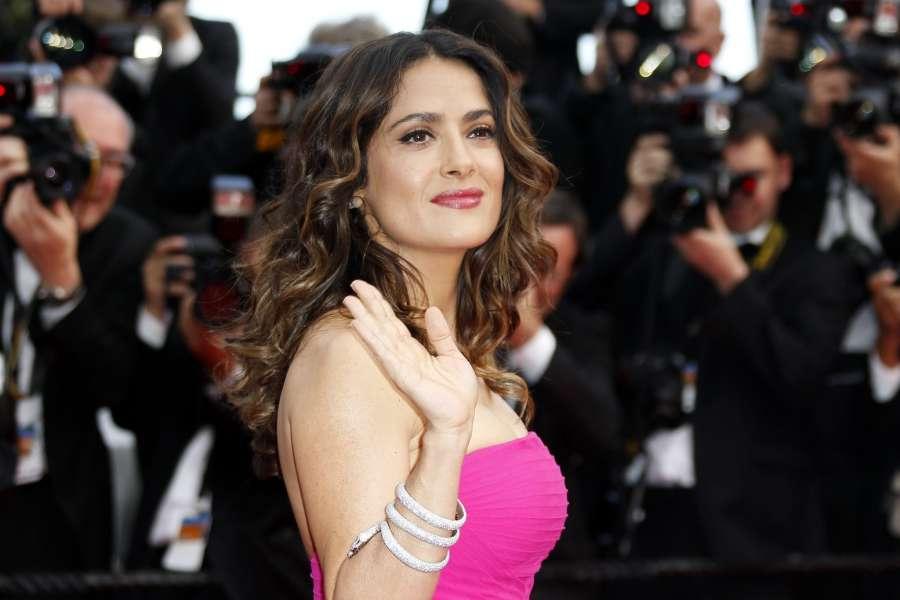 Saint Laurent Premiere - 67th Cannes Film Festival by .