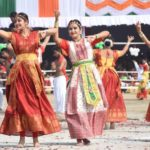 Guwahati: Artistes perform during Republic Day 2018 celebrations in Guwahati on Jan 26, 2018. (Photo: IANS) by .