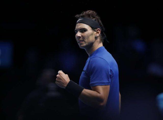 Tennis player Rafael Nadal. (File Photo: IANS) by .