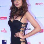 "Mumbai: Actress Esha Gupta at the red carpet of ""Filmfare Glamour & Style Awards 2017"" in Mumbai on Dec 1, 2017. (Photo: IANS) by ."