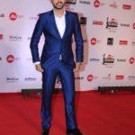 """Mumbai: Singer Armaan Malik at the red carpet of """"63rd Jio Filmfare Awards"""" in Mumbai on Jan 20, 2018.(Photo: IANS) by ."""