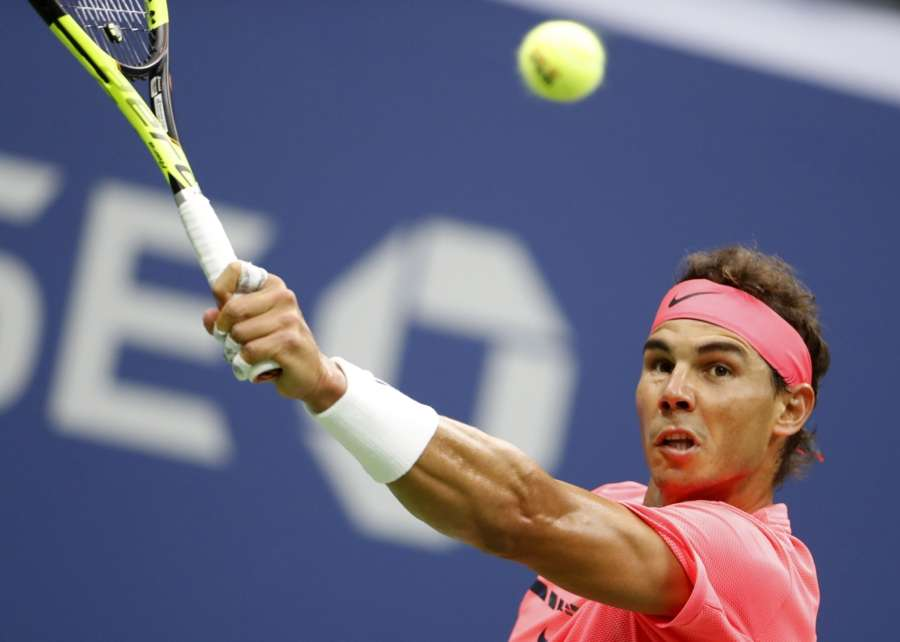 Tennis player Rafael Nadal. (File Photo: IANS) by .