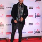 "Mumbai: Fashion Designer Manish Malhotra at the red carpet of ""63rd Jio Filmfare Awards"" in Mumbai on Jan 20, 2018.(Photo: IANS) by ."