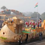 New Delhi: Tableau of Tripura during Republic Day Parade 2018 on Rajpath in New Delhi Jan 26, 2018. (Photo: IANS/PIB) by .
