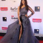"Mumbai: Actress Vaani Kapoor at the red carpet of ""Filmfare Glamour & Style Awards 2017"" in Mumbai on Dec 1, 2017. (Photo: IANS) by ."
