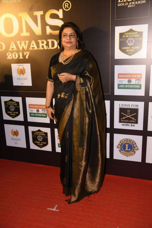 Mumbai: Actress Priyanka Chopra's mother Madhu Chopra at the