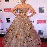 "Mumbai: Actress Sonam Kapoor at the red carpet of ""Filmfare Glamour & Style Awards 2017"" in Mumbai on Dec 1, 2017. (Photo: IANS) by ."