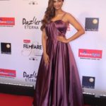 "Mumbai: Actress Daisy Shah at the red carpet of ""Filmfare Glamour & Style Awards 2017"" in Mumbai on Dec 1, 2017. (Photo: IANS) by ."