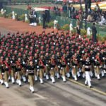 New Delhi: The NCC girls Marching Contingent on Rajpath during Republic Day Parade 2018 in New Delhi Jan 26, 2018. (Photo: IANS/PIB) by .