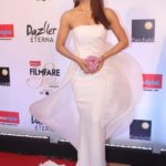 """Mumbai: Actress Jacqueline Fernandez at the red carpet of """"Filmfare Glamour & Style Awards 2017"""" in Mumbai on Dec 1, 2017. (Photo: IANS) by ."""