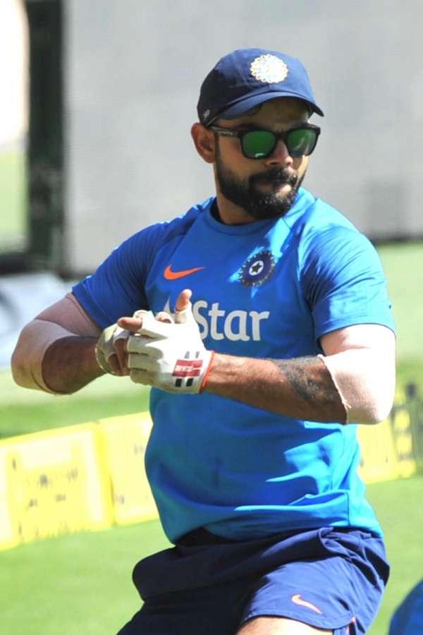 India captain Virat Kohli. (File Photo: IANS) by .