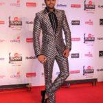 "Mumbai: Actor Maniesh Paul at the red carpet of ""63rd Jio Filmfare Awards"" in Mumbai on Jan 20, 2018.(Photo: IANS) by ."