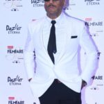 """Mumbai: Actor Jackie Shroff at the red carpet of """"Filmfare Glamour & Style Awards 2017"""" in Mumbai on Dec 1, 2017. (Photo: IANS) by ."""
