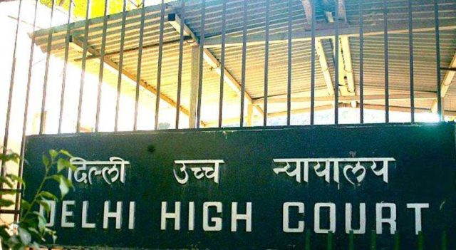Delhi High Court. (File Photo: IANS) by .