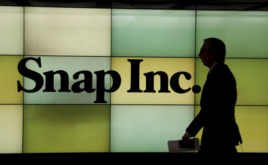 U.S.-NEW YORK-SNAP-NYSE-IPO by .