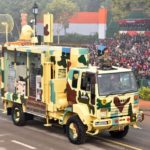 New Delhi: Mobile Base Transceiver Station on Rajpath during Republic Day Parade 2018, in New Delhi Jan 26, 2018. (Photo: IANS/PIB) by .