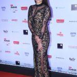 "Mumbai: Actress Ankita Lokhande at the red carpet of ""Filmfare Glamour & Style Awards 2017"" in Mumbai on Dec 1, 2017. (Photo: IANS) by ."