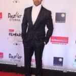 "Mumbai: Actor Varun Dhawan at the red carpet of ""Filmfare Glamour & Style Awards 2017"" in Mumbai on Dec 1, 2017. (Photo: IANS) by ."