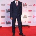 "Mumbai: Actor Akshay Kumar at the red carpet of ""63rd Jio Filmfare Awards"" in Mumbai on Jan 20, 2018.(Photo: IANS) by ."