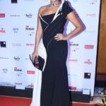 "Mumbai: Actress Neha Dhupia at the red carpet of ""Filmfare Glamour & Style Awards 2017"" in Mumbai on Dec 1, 2017. (Photo: IANS) by ."