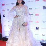 "Mumbai: Actress Sridevi at the red carpet of ""Filmfare Glamour & Style Awards 2017"" in Mumbai on Dec 1, 2017. (Photo: IANS) by ."