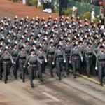 New Delhi: The National Service Scheme Marching Contingent on Rajpath during Republic Day Parade 2018 in New Delhi Jan 26, 2018. (Photo: IANS/PIB) by .