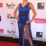 """Mumbai: Actress Nora Fatehi at the red carpet of """"Filmfare Glamour & Style Awards 2017"""" in Mumbai on Dec 1, 2017. (Photo: IANS) by ."""