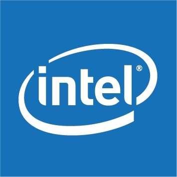 Intel logo. (Photo: Twitter/@intel) by .