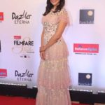 "Mumbai: Actress Alia Bhatt at the red carpet of ""Filmfare Glamour & Style Awards 2017"" in Mumbai on Dec 1, 2017. (Photo: IANS) by ."