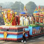 New Delhi: Tableau of Kerala during Republic Day Parade 2018 on Rajpath in New Delhi Jan 26, 2018. (Photo: IANS/PIB) by .