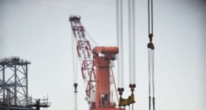 Oil rig. (File Photo: IANS) by .