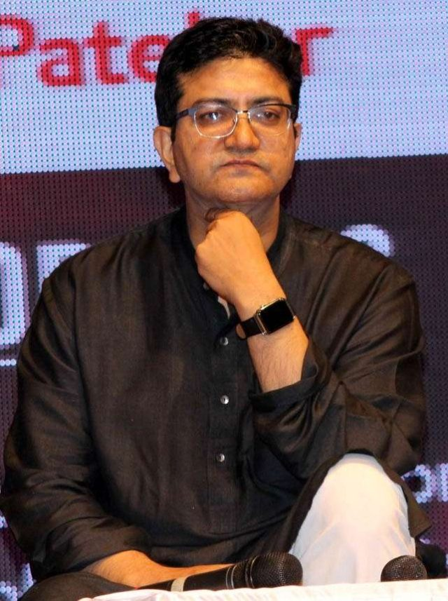 Chairperson of the Central Board of Film Certification (CBFC) Prasoon Joshi. (File Photo: IANS) by .