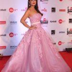 "Mumbai: Actress Preity Zinta at the red carpet of ""63rd Jio Filmfare Awards"" in Mumbai on Jan 20, 2018.(Photo: IANS) by ."
