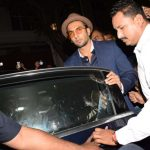 Mumbai: Actor Ranveer Singh arrives at actor Anil Kapoor's residence to meet the grief struck Kapoor family after sudden demise of actress Sridevi, in Mumbai on Feb 26, 2018. Veteran actress Sridevi passed away on Saturday night after suffering a cardiac arrest. She was 54. The actress was in Dubai to attend the marriage function of actress Sonam Kapoor's cousin Mohit Marwah, along with husband Boney Kapoor and younger daughter Khushi Kapoor. (Photo: IANS) by .
