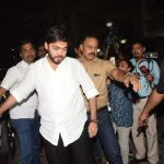 Mumbai: Industrialist Mukesh Ambani's son Anant Ambani visits actor Anil Kapoor's residence to meet the grief struck Kapoor family after sudden demise of actress Sridevi, in Mumbai on Feb 26, 2018. Veteran actress Sridevi passed away on Saturday night after suffering a cardiac arrest. She was 54. The actress was in Dubai to attend the marriage function of actress Sonam Kapoor's cousin Mohit Marwah, along with husband Boney Kapoor and younger daughter Khushi Kapoor. (Photo: IANS) by .