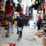 DAMASCUS, Feb. 26, 2018 (Xinhua) -- Photo taken on Feb. 26, 2018 shows people's daily life at a marketplace in Damascus, capital of Syria, several days after UN's resolution on Syria's ceasefire. A recent UN Security Council resolution called for a 30-day humanitarian ceasefire in Syria, mainly in Damascus' rebel-held Eastern Ghouta region, but excluded military operations against the terror-designated groups. (Xinhua/Ammar Safarjalani/IANS) by .