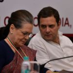 New Delhi: UPA chairperson Sonia Gandhi and Congress President Rahul Gandhi during 84th Plenary of Indian National Congress at Constitution Club in New Delhi on March 16, 2018. (Photo: IANS) by .