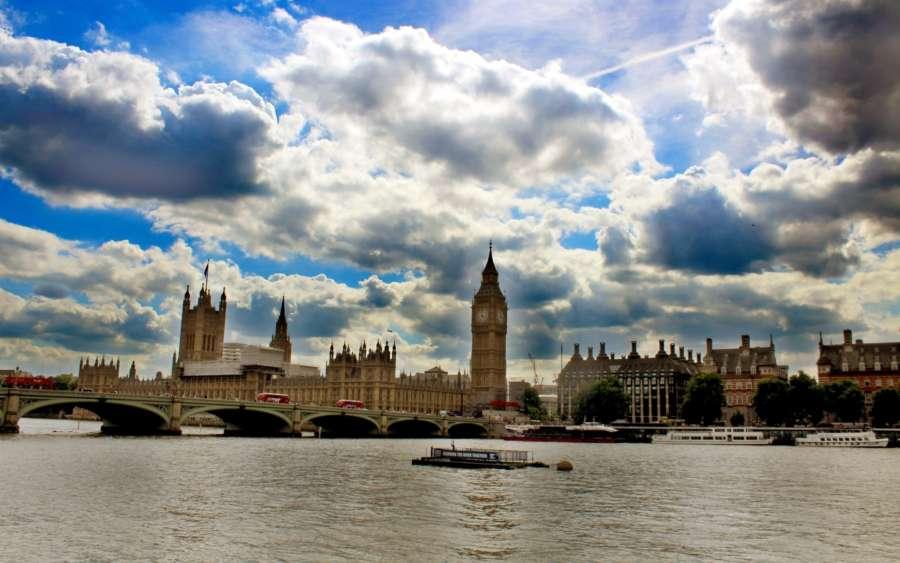 Westminster bridge, London. (File Photo: Surjeet Yadav/IANS) by .