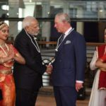 London: Prime Minister Narendra Modi visits science museum with Prince Charles to view an exhibition on 5000 years of Science and Innovation, in London on April 18, 2018. (Photo: IANS/PIB) by .