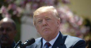 U.S.-WASHINGTON D.C.-PRESIDENT-TRUMP-SYRIA by .