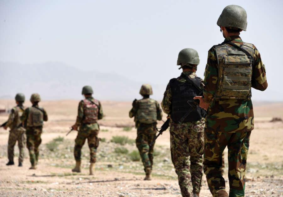 AFGHANISTAN-ZABUL-MILITARY OPERATION by .