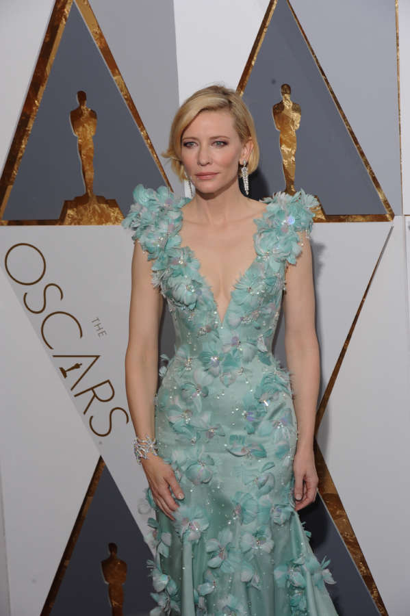 US-LOS ANGELES-OSCARS-RED CARPET by .